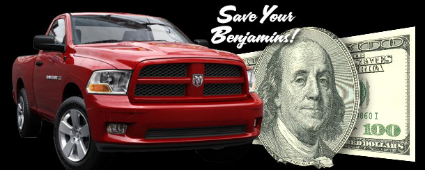 Save Your Benjamins